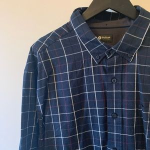 BUY 2 get 1 FREE / Haggar \ button up shirt